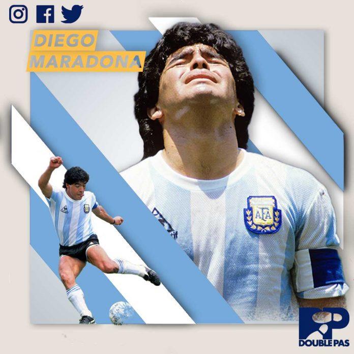 Maradona est mort